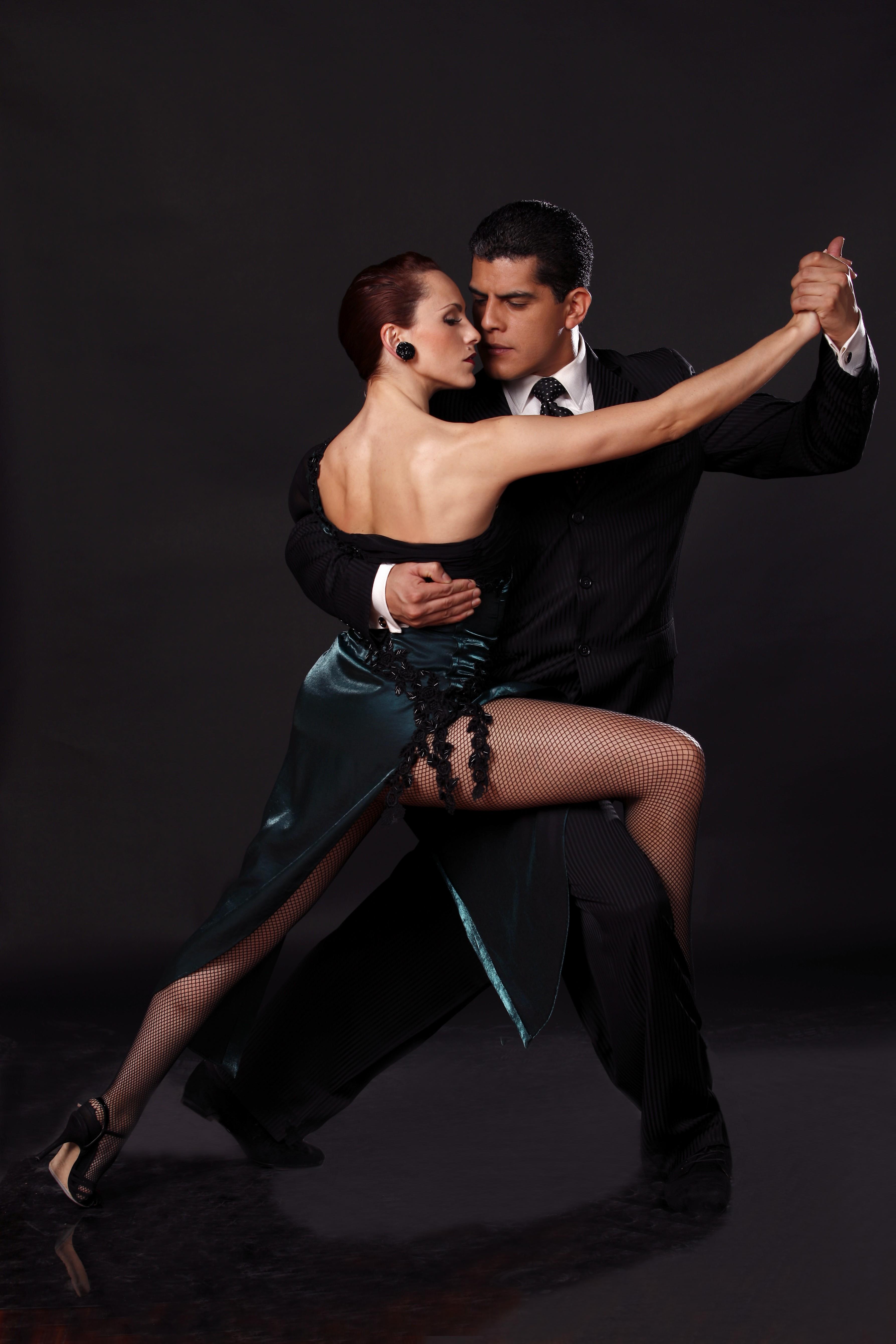 Фото девочек в танго 5 фотография