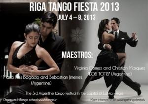 RIGA TANGO FIESTA 2013